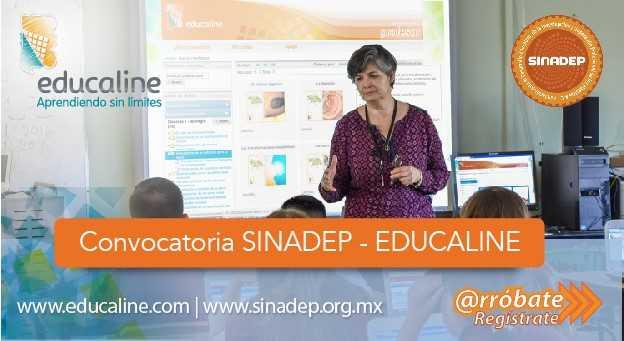 Con Educaline, el SINADEP premiará a maestros inscritos en su plataforma con herramientas educativas digitales
