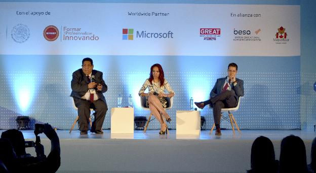 El Sinadep es parte de evento tecnológico y educativo de talla internacional