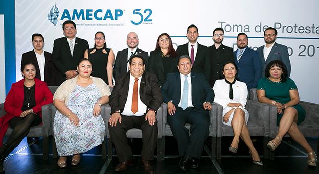 La Fundación Sinadep se une a la Amecap para fortalecer la profesionalización docente