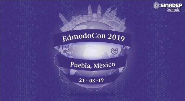 Sé parte del EdmodoCon 2019, evento educativo de talla internacional