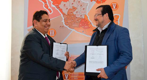 El Sinadep se fortalece; amplía su oferta educativa con Universidad Santander