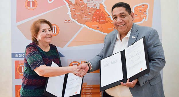 El Sinadep y el CEM se unen para formar ciudadanos con calidad humana
